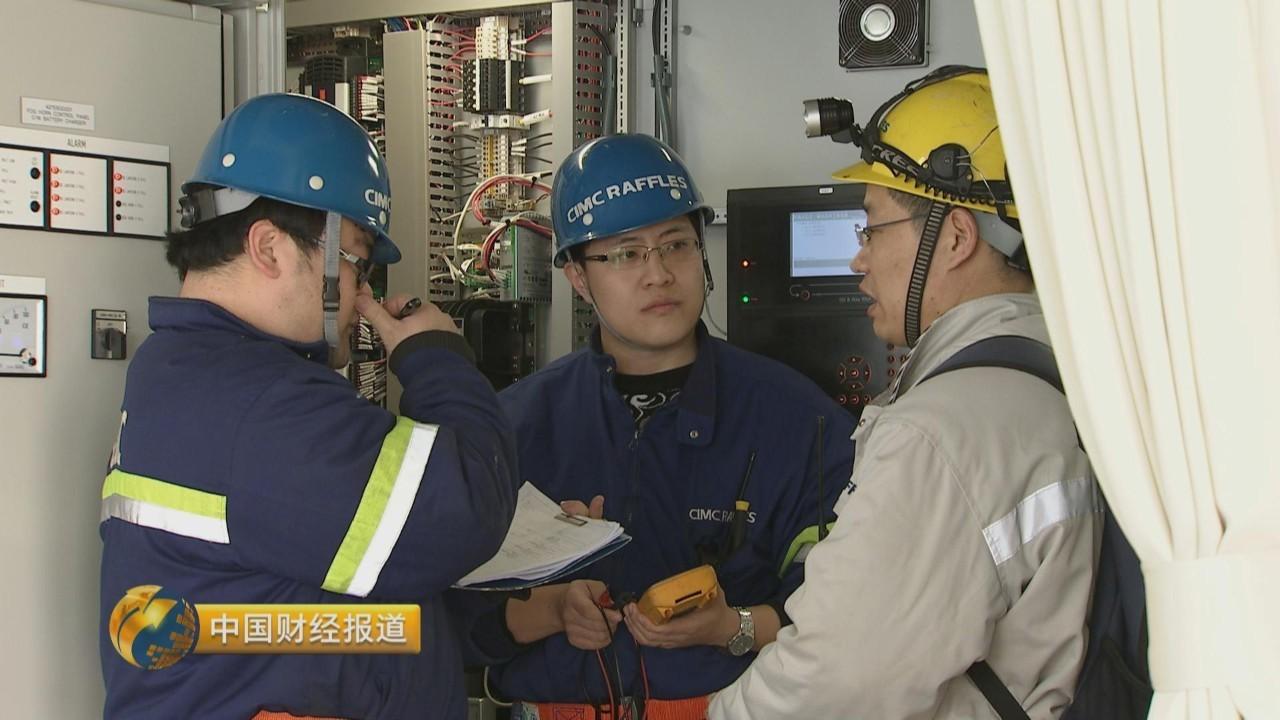 世界第一:全球最大海上钻井平台让你大开眼界 - 一统江山 - 一统江山的博客