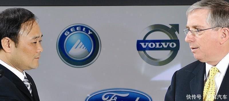 巨资收购沃尔沃,却不用发动机技术,原来李书福的算盘在这