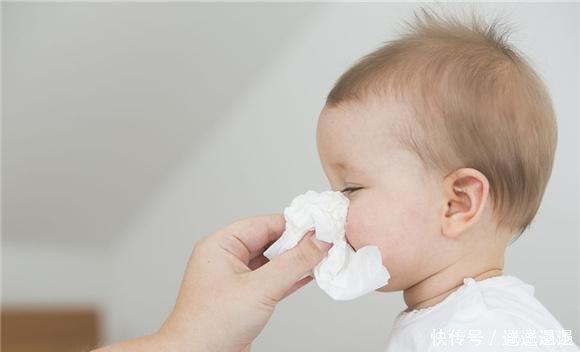 宝宝流鼻涕 护理小妙招快收藏