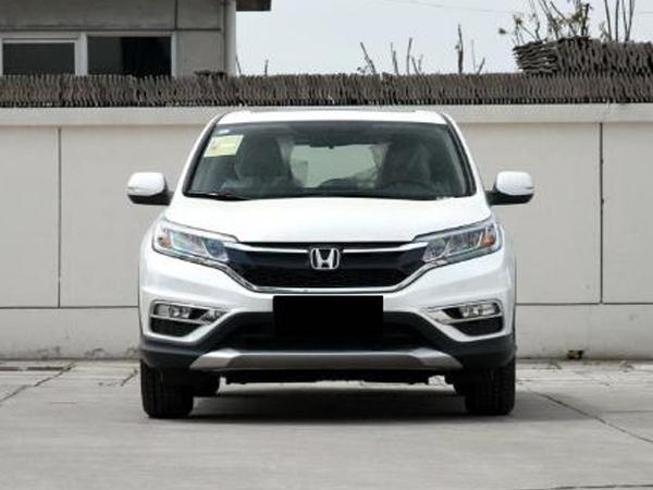 东风本田crv2017新款报价及图片 全系车直降5万