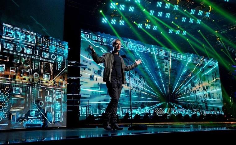 TGA 2015颁奖典礼现场