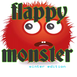 flappy monster. 飞扬的怪物