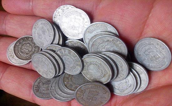 2017最新一分硬币回收价格表 一分硬币价格上涨15万倍 - 西嶽华山一苍松 - 西嶽华山一苍松的博客