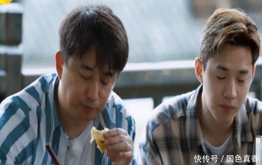黄磊节目中为小张夹菜,看到她之后的反应,粉丝炸锅了