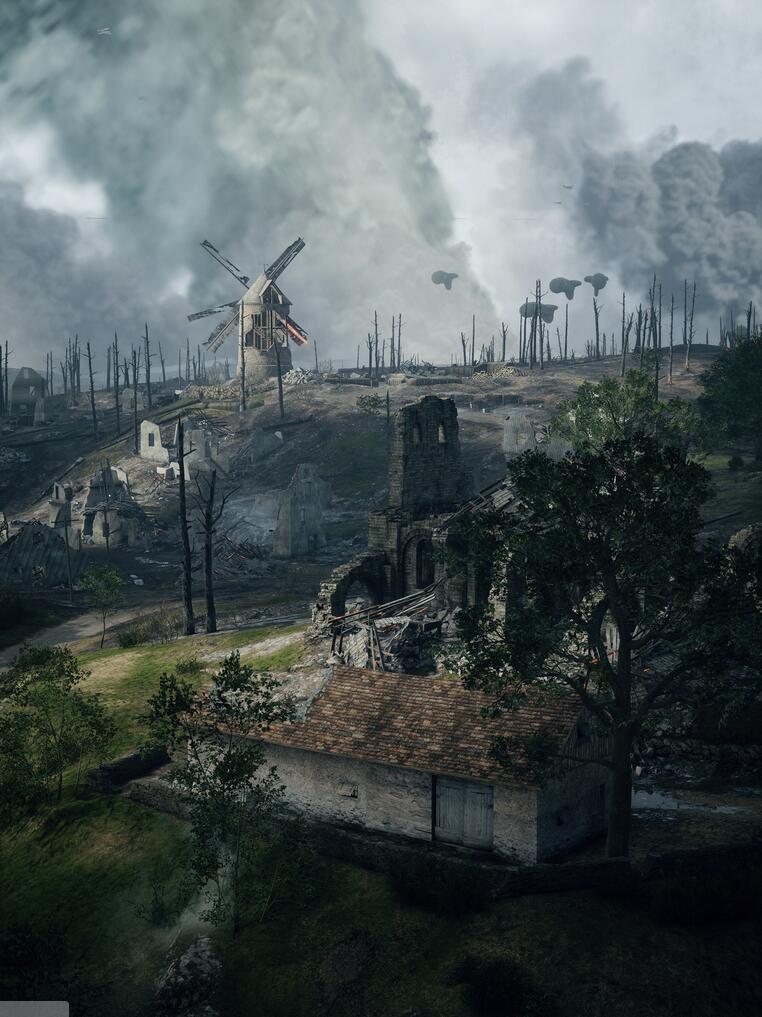 《战地1》旁观者模式截图曝光