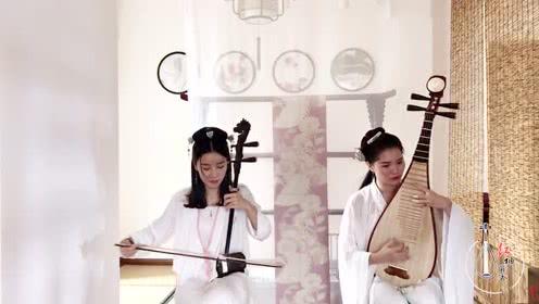 张杰侠骨开唱《斗破苍穹》主题曲,古风小姐姐弹奏助力开播!