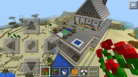 我的世界别墅设计图视频