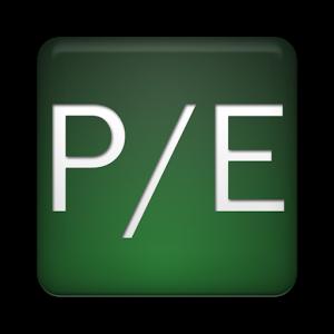 P/E(price-earnings) Calculator