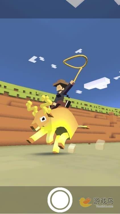 《疯狂动物园》摇钱牛抓捕攻略