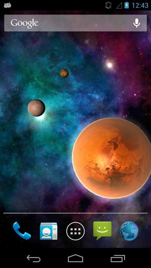 所有行星(水星,金星,地球