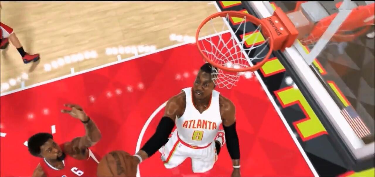 NBA 2K17实机演示视频