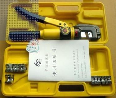 电工压线的手动液压钳多少钱一把图片