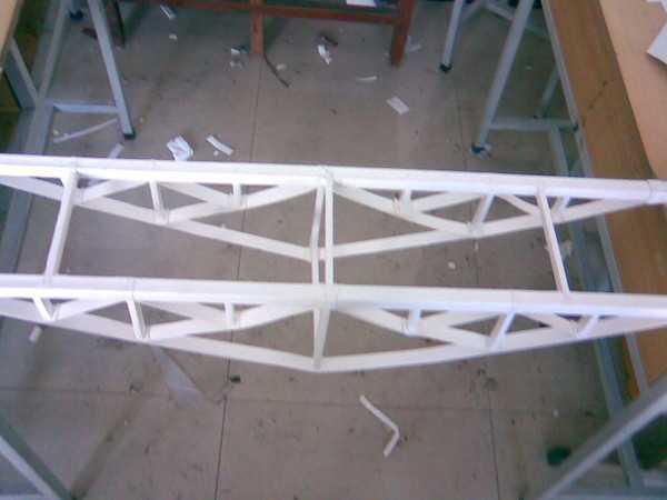 一张a4纸结构承重制作方法