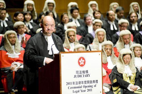 香港立法会任命两外籍大法官 议员建议审查其背景 - 天地人 - 天地人和