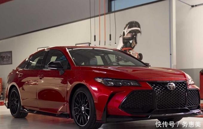 三季度上市!丰田两新车售价曝光,原厂能漂移,还跟风买帕萨特?