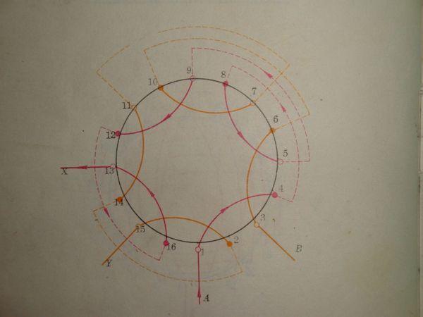 单相电机线圈怎么接