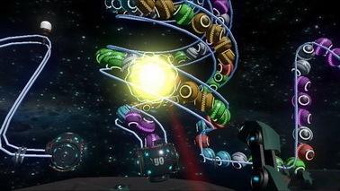 VR版祖玛《Cosmos Crash》评测 用心之作但不完善