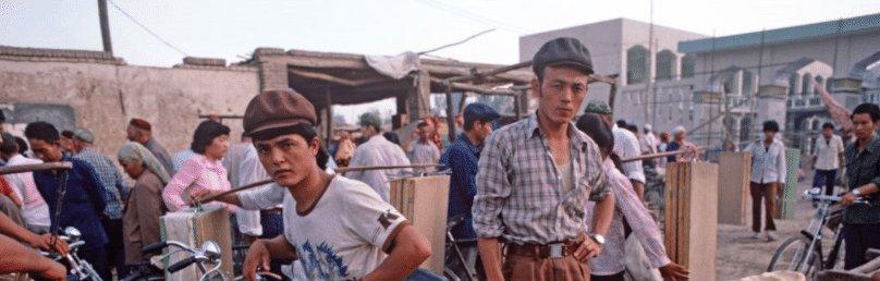 美国人镜头下的1988年新疆没想到30年前的新疆是这样子