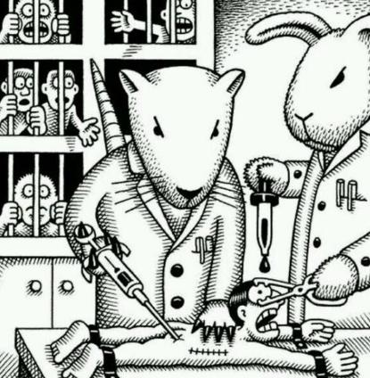 动物实验 logo