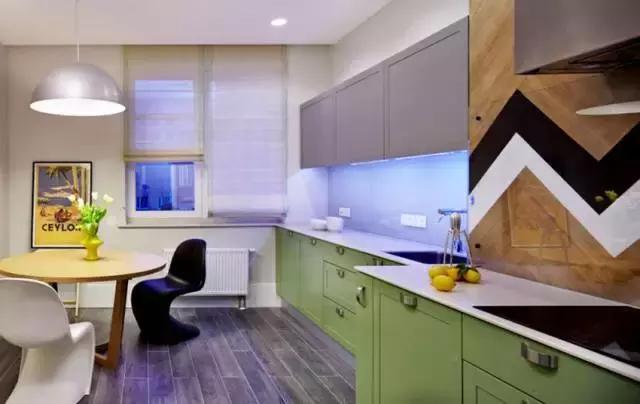 最实用漂亮的厨房设计 当真没有之一!