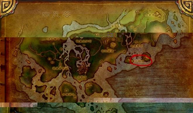魔兽世界水上坐骑获取位置