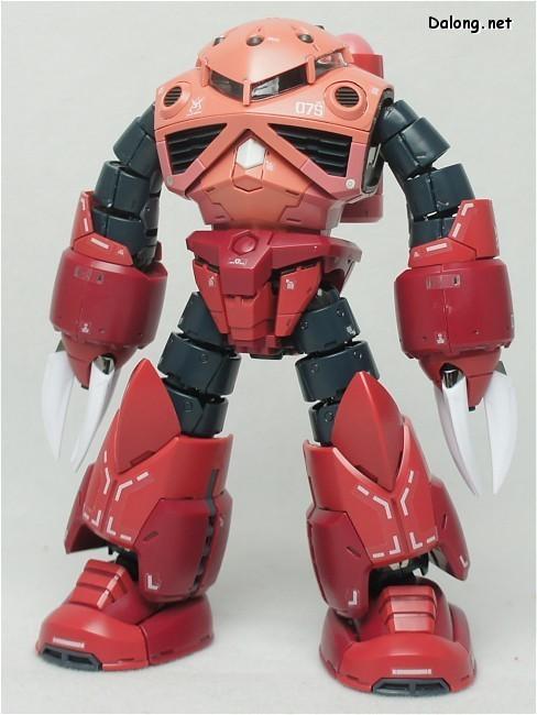 RGMSM-07S夏亚专用魔蟹