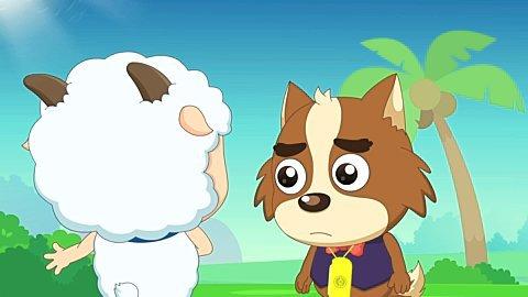 喜羊羊与灰太狼之羊羊小侦探(第01集)