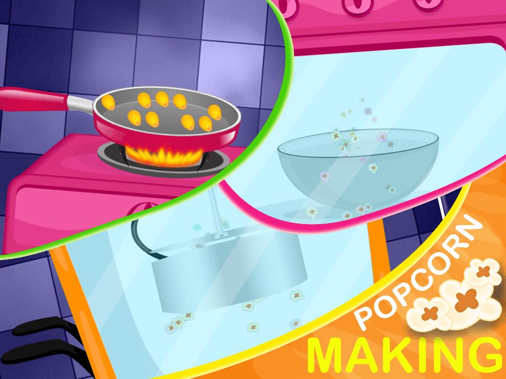 玉米蛋糕广告设计图