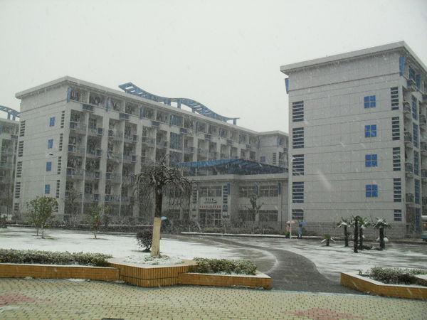 谁有 江苏海事职业技术学院 宿舍照片