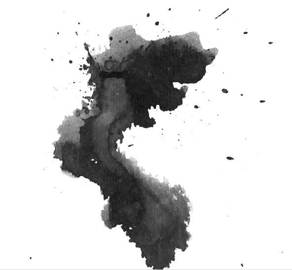 如何用ps做出泼墨效如何用ps做出泼墨字的效果怎么做出泼墨效果