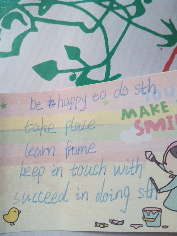 六年级英语造句,急急急