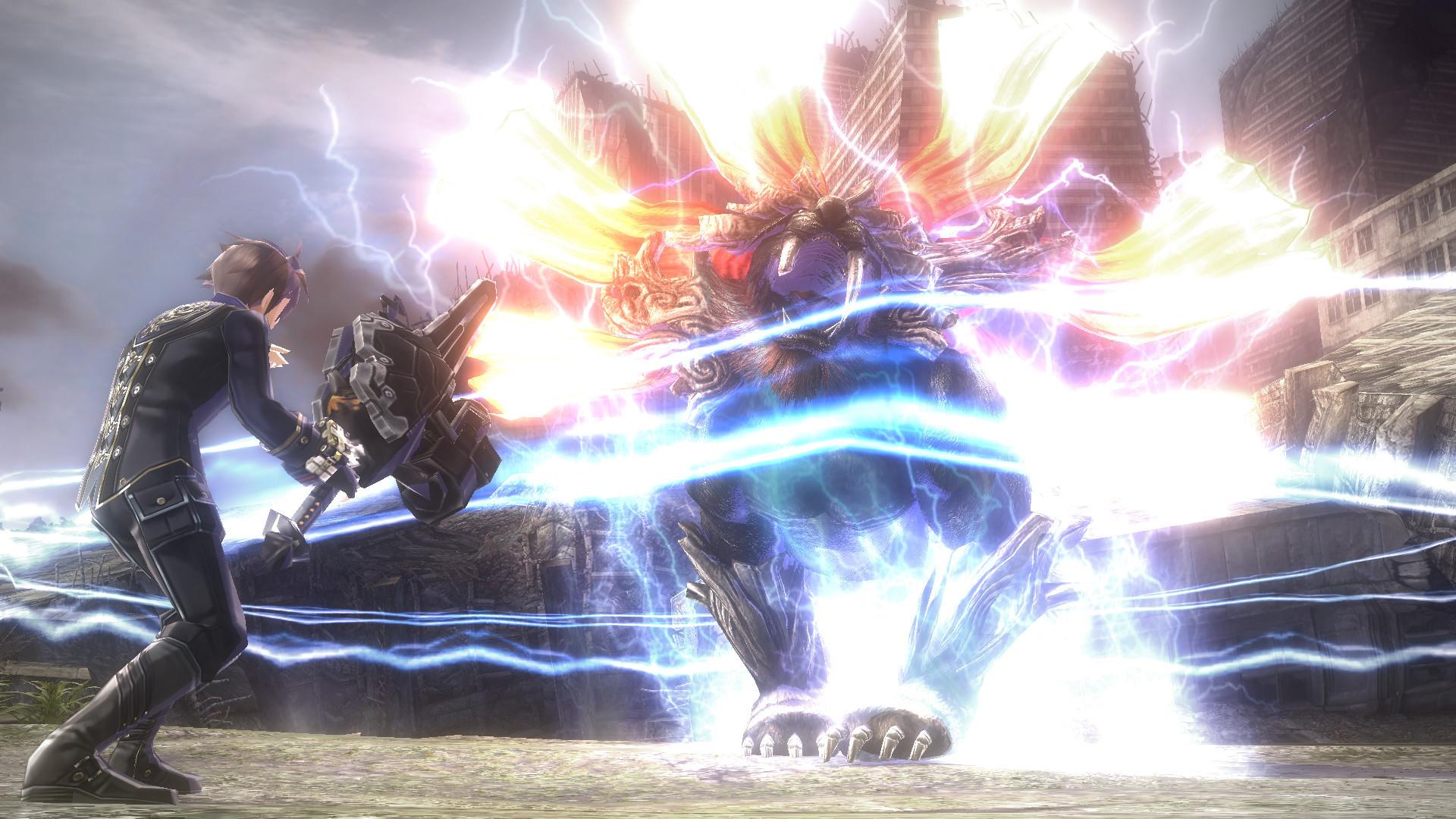 《噬神者2:狂怒解放》即将登陆PC