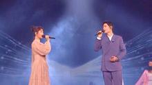 杨紫肖战现场合唱《余生请多指教》,一开嗓余音绕梁,观众听懵了