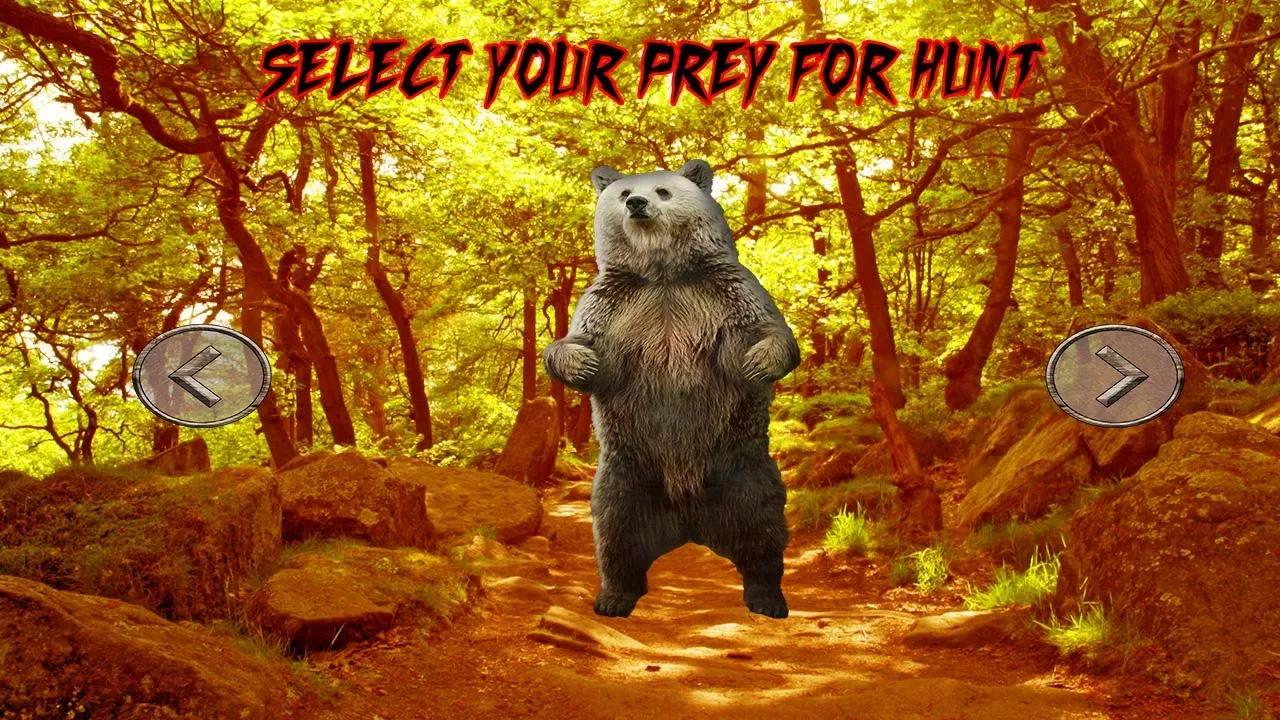 动作冒险 野生动物猎人免费下载,野生动物猎人免费—