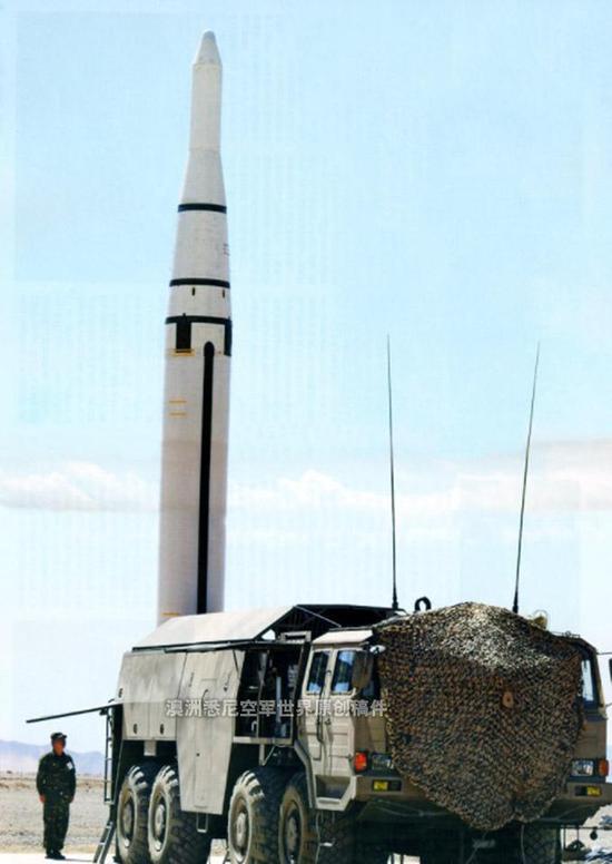 解放军元旦试射钻地导弹 威力足以洞穿台军指挥中心 - 周公乐 - xinhua8848 的博客