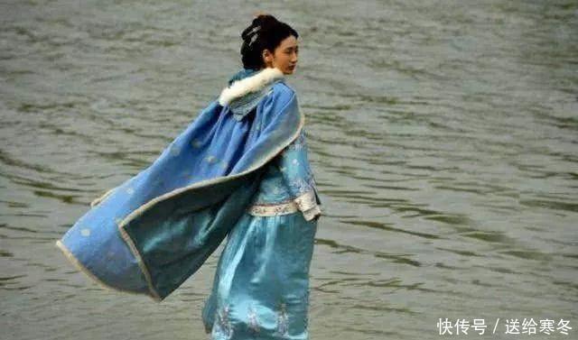 古人投河自尽,为何一定把鞋子留在河边?说出来你可别怕