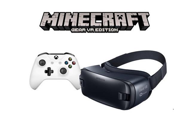 Xbox无线手柄支持Gear VR