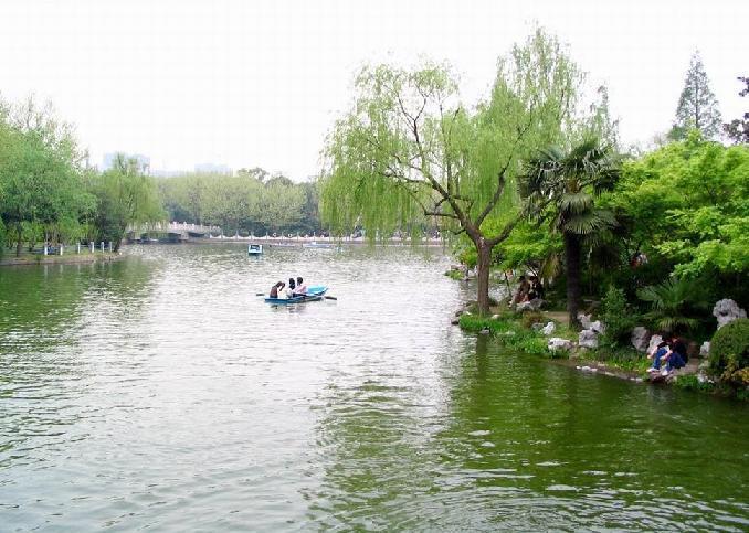 上海长风公园_360百科