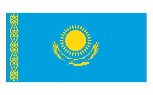 哈萨克斯坦国旗-哈萨克族刺绣图片