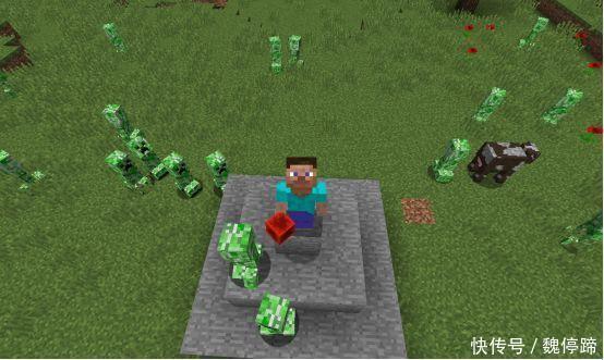 《我的世界》每周方块系列——大神造的红石电路让你跪着玩电脑