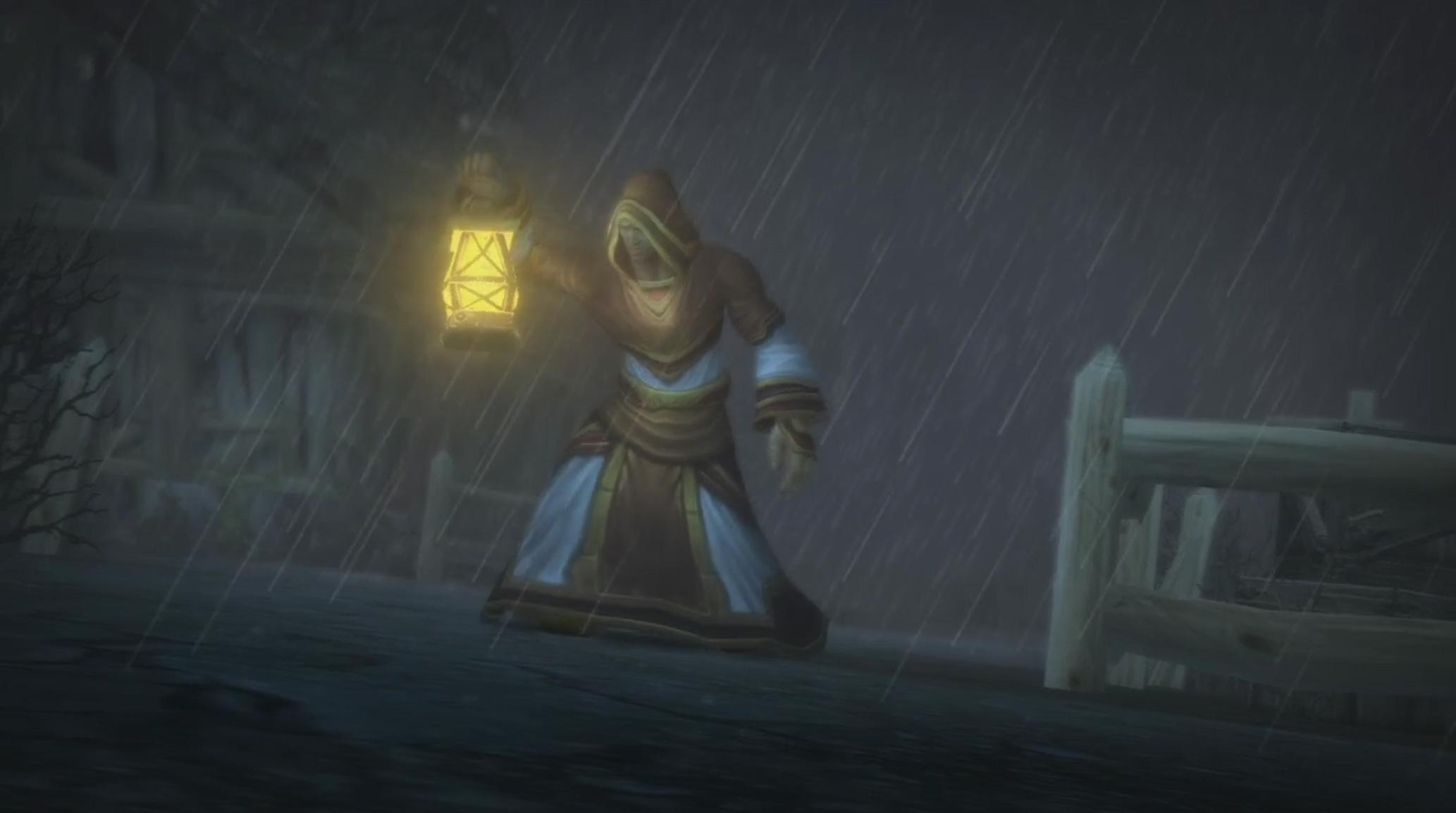 《魔兽世界》7.1版本新内容重返卡拉赞