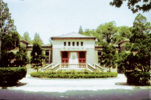 (图)华北烈士陵园