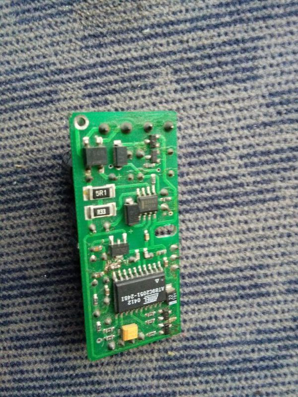 请问这是什么电路板?那个白色的四个插头是用来做什么