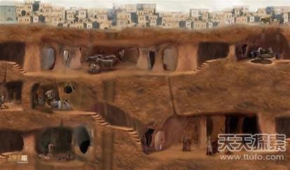 全球不可思议地下文明 中国一处上榜 - 289923074 - 爱我中华
