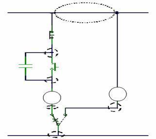 测试74ls74的逻辑功能电路图