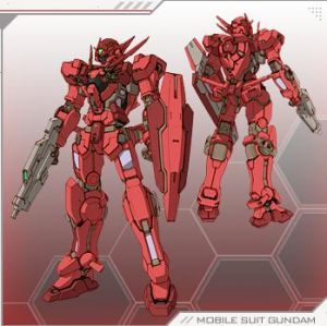 GNY-001F2正义女神高达F型改