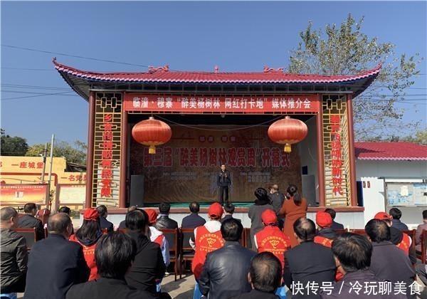 400亩杨树林成为临潼乡村旅游金名片