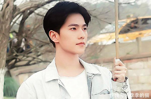 可爱杨洋小视小可爱,真的又帅又帅气,网友:化身有表情包爱频图片