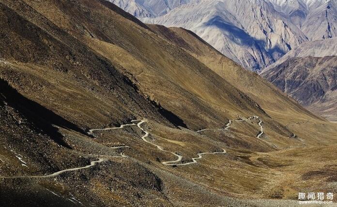 世界上最危险的公路 不小心可能就会丢命 - 海 月 - 宁 静 致 远
