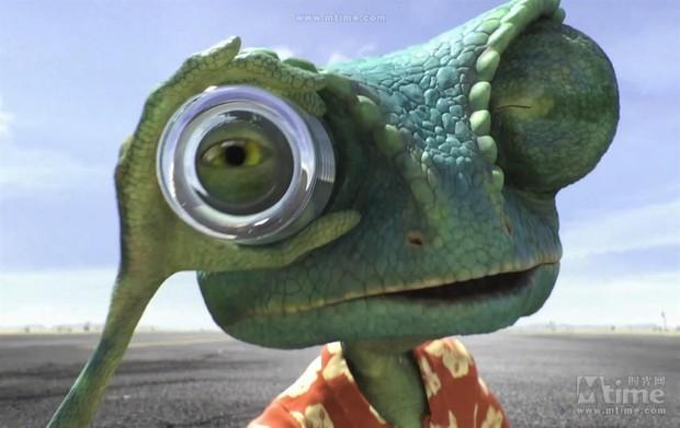 有一部动画沙漠蜥蜴,讲的是一只外国在图片小表情在是不是我图片包电影想图片